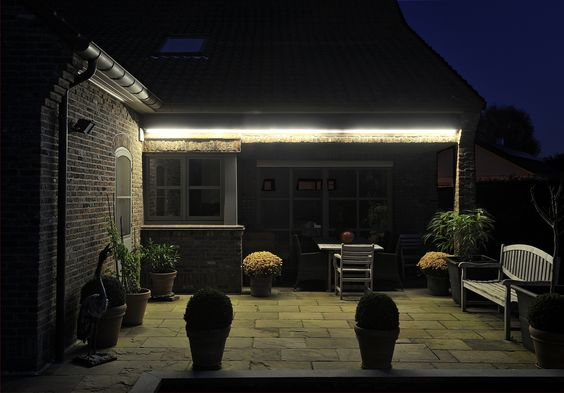 Patio Awning Light