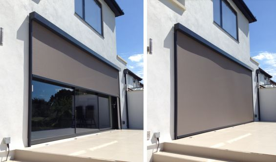 External Roller Blinds