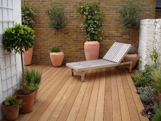 Garden design trends to look out for in 2016 for Garden decking colours