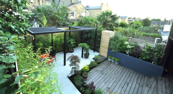 Awesome Outdoor Landscaping Trends : Give Your Outside Space A New Lease Of Life In  The Year