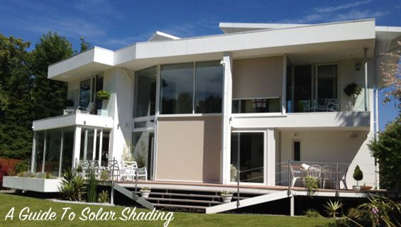 A Guide To Solar Shading