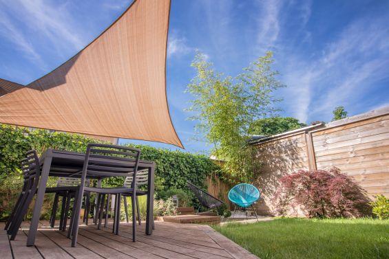 Shade Sails, Sails, Garden Design, Landscape Gardening