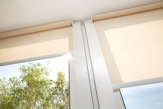 Roller Blind. blinds, sun, Internal Blinds, Interior Blinds