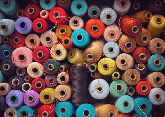 Blind Fabrics Thread, Awning Thread, Matching Thread