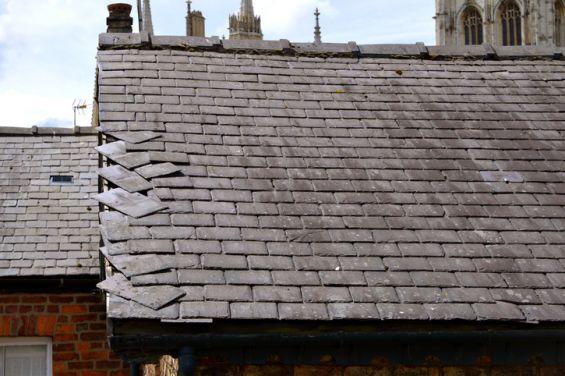 Roof, Repair