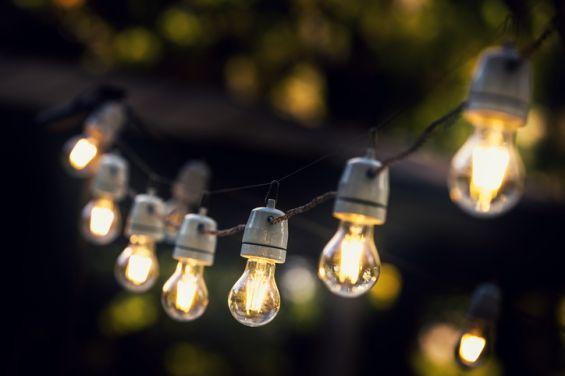 Festoon Lights, Lights