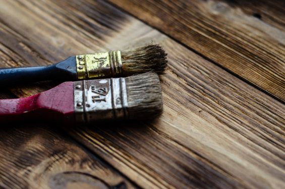 Varnish, Wood, Paint Brush, Stain, Protection