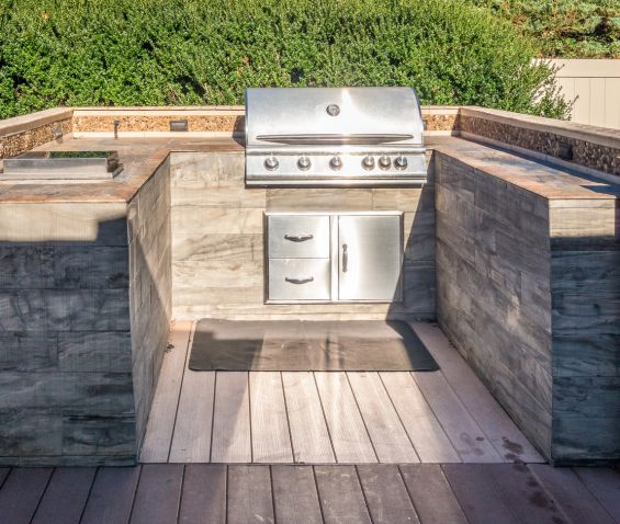 Outdoor Kitchen, Outdoor Living, Kitchen