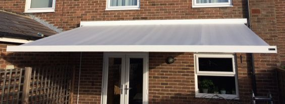 Patio Awning in Southsea