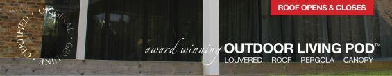 Original Outdoor Living Pod