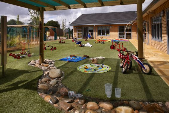 Outdoor Learning Environments Proven To Boost Children S