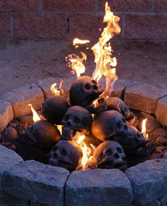 Skulls, Halloween