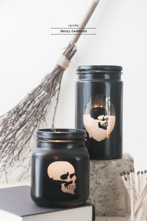Halloween, Candle Holders