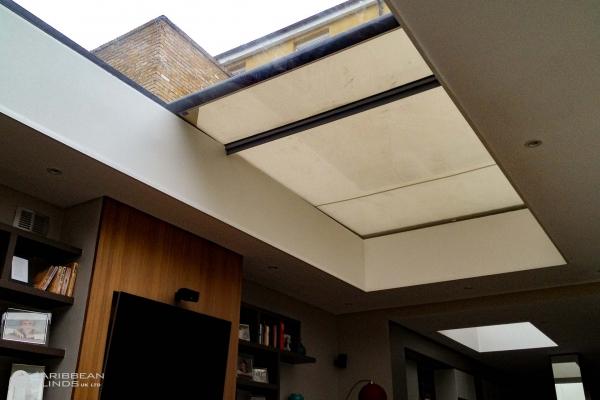 External Blind | Rooflights | Caribbean Blinds