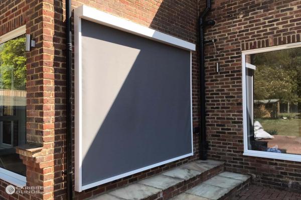 External Blind | Doors | Caribbean Blinds