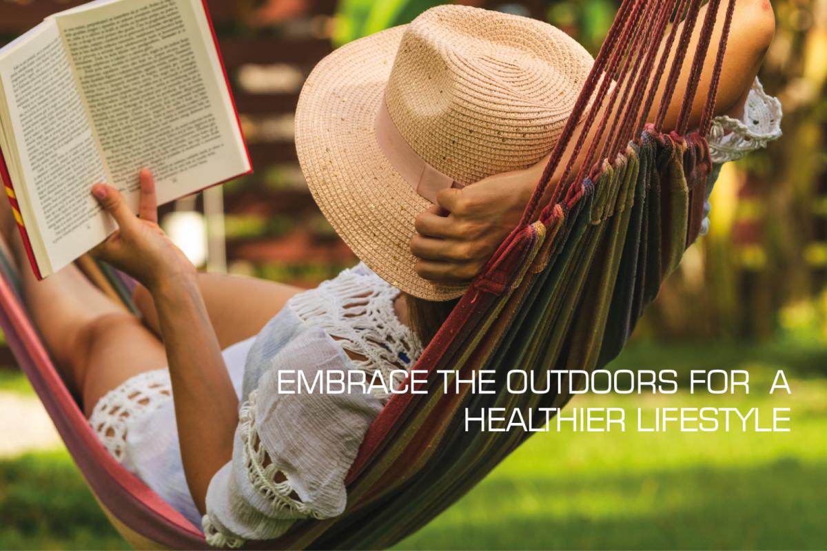 Healthy Outdoor Living