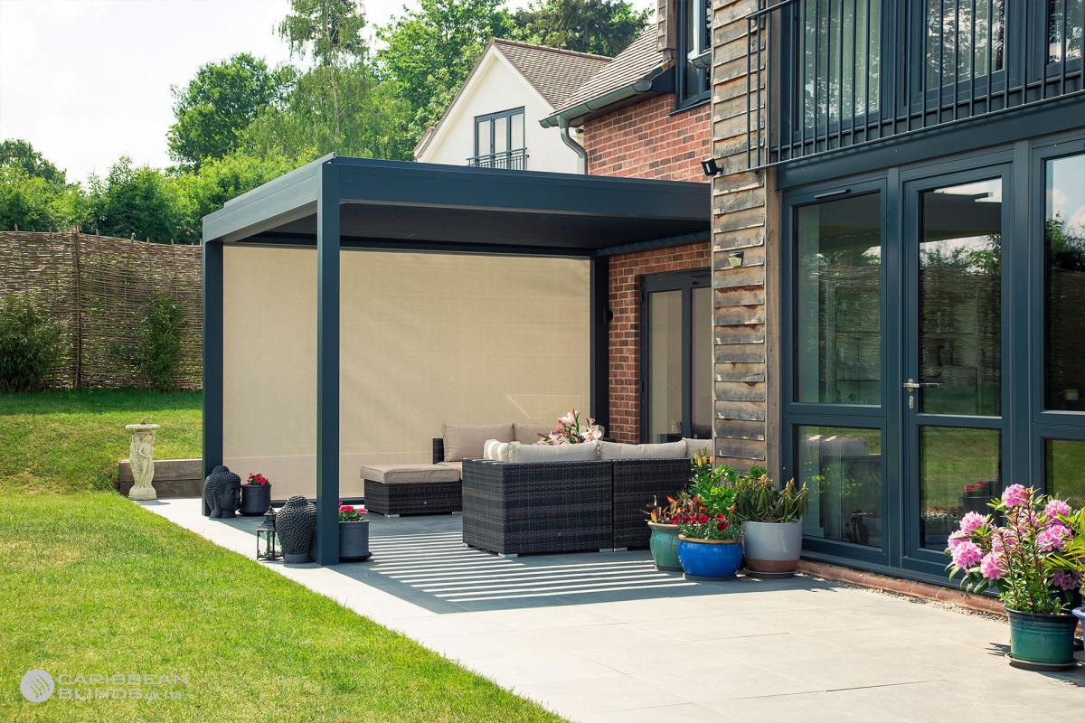Outdoor Living Pod in Bures