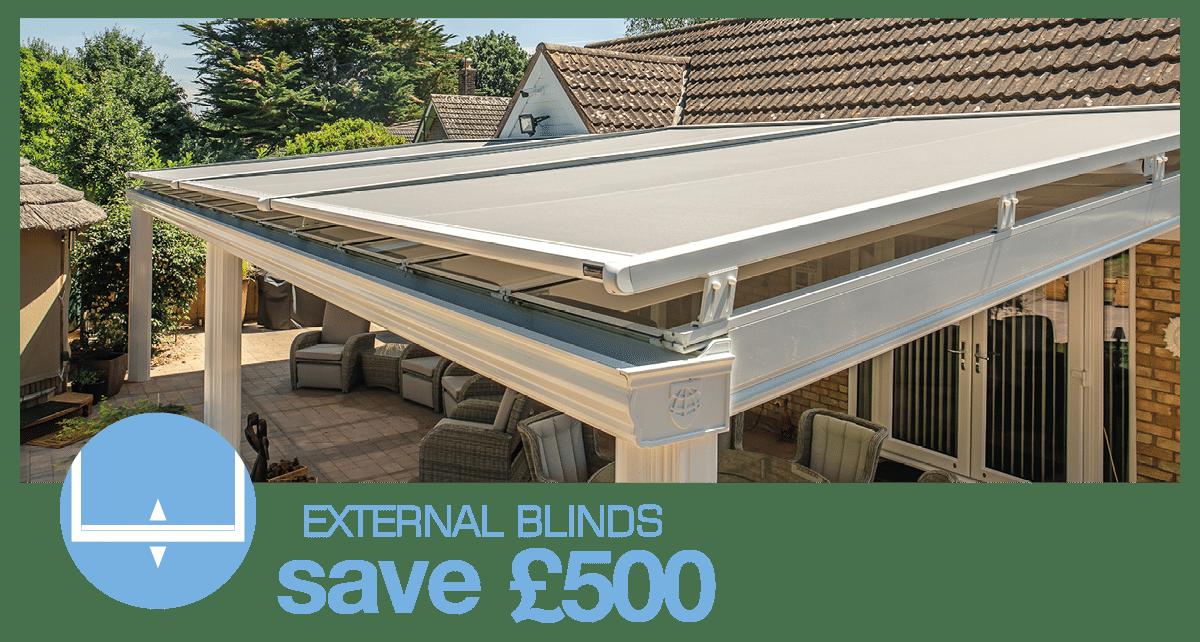 External Blinds | External Roof Blinds | Blinds | Caribbean Blinds