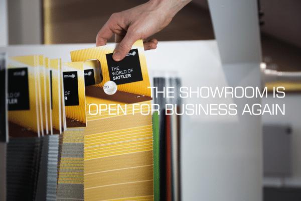 Caribbean Blinds | Showroom | Fabrics Samples | Hand