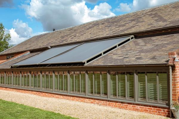 Cayman External Roof Blind | Roof Blind | Caribbean Blinds | Rooflight
