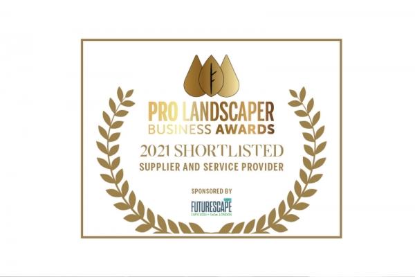 Pro Landscaper Awards 2021 | Landscaper | Manufacturer